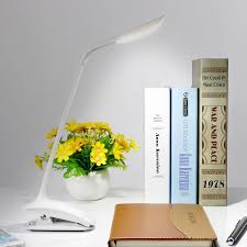 adjule brightness touch sensitive led table lamp
