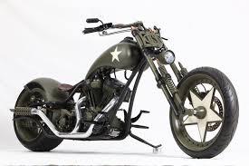 custom chopper motorbike military tuning bike hot rod kd035 living