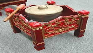 Bentuk talempong mirip dengan alat musik bonang dari jawa tengah. Alat Musik Gamelan Jawa Lengkap Gambar Dan Penjelasannya Cinta Indonesia