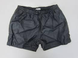 nasty gal women s vegan leather shorts