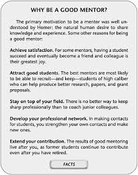 what is a mentor adviser teacher role model friend on  the mentoring relationship