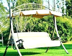 bench swing with canopy bench swing with canopy patio swing with canopy bench outdoor swing bed
