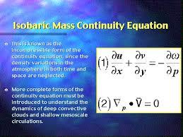 continuity equation atmospheric dynamics. mass continuity equation atmospheric dynamics 1