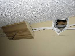 how to install speaker wire behind crown molding a concord carpenter how to run wires for inwall speakers