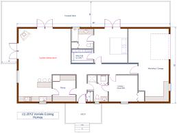 30x60 ecolog floor plan
