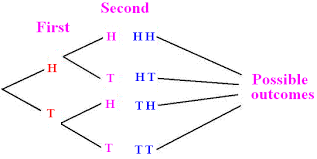 tree diagram  probability theory    what is a tree diagram    how to make a tree diagram