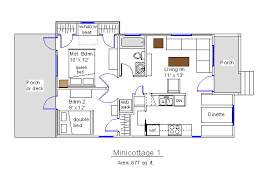 Small Picture Mini House Plans Modern 2 Bedroom House Plan 266 Best House
