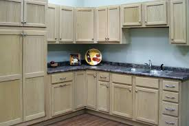 Unfinished Kitchen Cabinets 2