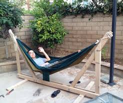 DIY Wooden Hammock Stand: 6 Steps (with Pictures)
