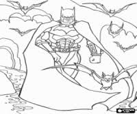 Batman Begins Da Colorare Arkham Knight Coloring Pages