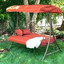 garden swing canopy parts replacement with porch 9 cool and cozy patio designs c garden swing canopy