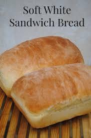 Soft White Sandwich Bread Recipe Breads Bread Recipes Bread