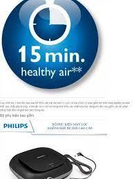 Trả góp 0%] Máy lọc không khí trên oto xe hơi Philips Cao Cấp GoPure