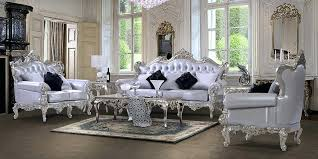 decoration sofa set white tufted tapestry with wood trim and latest designs beautiful sets pictures
