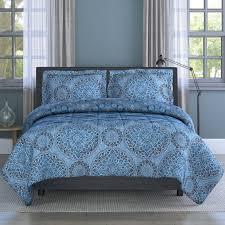 1888 mills inspired surroundings collection india medallion motif comforter set