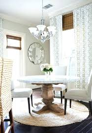 rug size for dining room table round rugs for dining room dining room rug size awesome