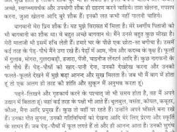 my first school day essay in hindi my garden essay in hindi  essay on my favourite writer premchand