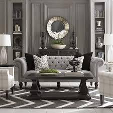 light gray living room furniture. chesterfield living room by bassett furniture contemporary light gray