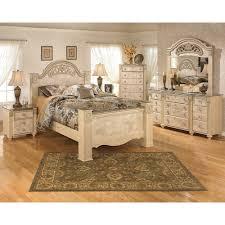 Poster Bedroom Furniture Queen Poster Bed 5 Pc Bedroom Package