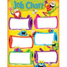 Classroom Charts Design Job Chart Pictures Preschool