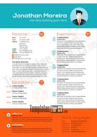 best resume colors colorful resume template free download