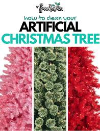 How to Clean an Artificial Christmas Tree