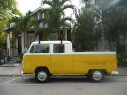 Rare 1968 VW Transporter Type 2 pickup truck/bus. Ready to drive ...