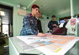 Navy Seamanship Seamanship Remains At The Core Of Naval Academy Training