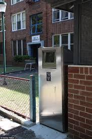 Needle Syringe Vending Machines Sydney Adorable Sharpsville' The Suburb Where 'discreet' Syringe Disposal Bins The