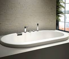 drop in tub. Oval Bath, Modern Rim Drop In Tub B