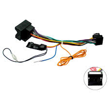 peugeot canbus car radio stereo iso wiring harness lead 12v peugeot canbus car radio stereo iso wiring harness lead 12v ignition feed