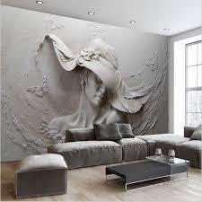 3d modern abstract gray wallpaper