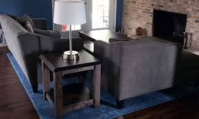 coffee table and side table handmade wood table dallas