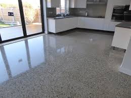 Polished Concrete Kitchen Floor Flooring Polished Cement Houses Flooring Picture Ideas Blogule