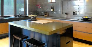 the exchange good concrete countertop design concrete kitchen island by fu tung cheng cheng design concrete exchange