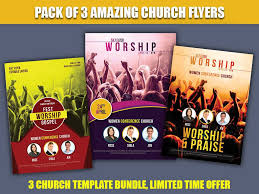 16+ Church Flyer Designs & Examples – Psd, Ai