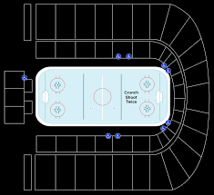Syracuse Crunch Vs Rochester Americans Tickets At War