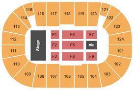 Seating Chart Tsongas Arena Lowell Ma Tsongas Center Tickets Seating Charts And Schedule In