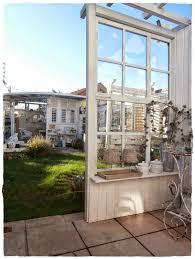 Shabby Landhaus Alte Fenster Glashäuser Alte Fenster Alte
