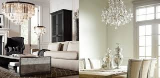 crystal chandeliers for in modern dining room south africa rain
