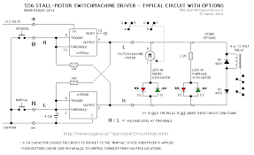 diode matrix systems typical 556 stall motor driver schematic