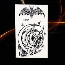 1 шт одноразовые водонепроницаемый ганеша татуировки для для мужчин для женщин