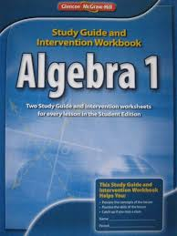Glencoe Mcgraw Hill Homework Practice Workbook Algebra   Answers     PDF Drive Algebra    Skills Practice Workbook  MERRILL ALGEBRA     McGraw Hill  Education                 Amazon com  Books