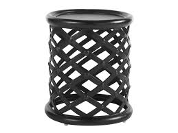 woven metal furniture. Accent Table Woven Metal Furniture