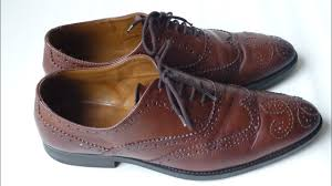 how to clean water stains from aniline porous leather shoes