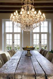 dining room crystal chandelier. Farmhouse Dining Chandelier Restoration Hardware Room With Crystal