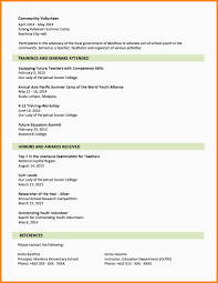 Page Resume Format For Experienced Free Download Simple Pdf Two 2