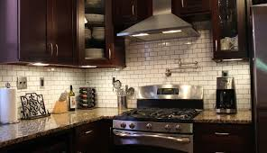 backsplash cabinets tile glass chairs top and table color countertops marble kitchen wall gloss subway coun
