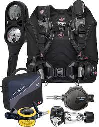Amazon Com Aqualung Lotus I3 Scuba Package Sports Outdoors