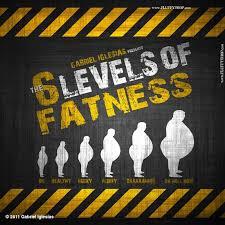 Gabriel Iglesias 6 Levels Of Fatness Blog